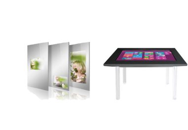 Tables Tactiles et Magic Mirrors
